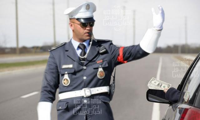 تونس: دراسة ... 28 % قدموا رشوة للحصول على خدمة من الشرطة
