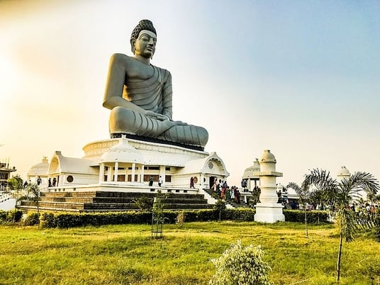 view_of_Dhyana_Buddha_statue