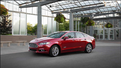 Ford Fusion Energi will take you further than any other plug-in hybrid