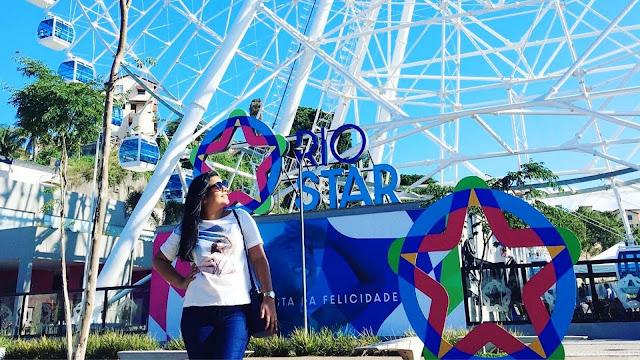 #4 Projeto 100 em 1 - Roda Gigante Rio Star (Parte 1)