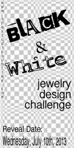 Black and White Jewelry Challenge
