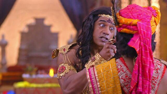 Radha Krishn: Krishna - Arjun Gatha S3 16 September Episode