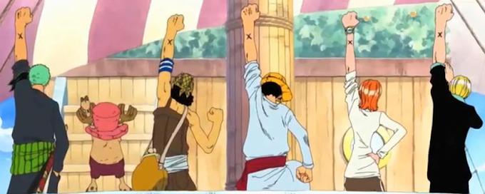 One Piece La Saga Arabasta: sin ellos no es lo mismo