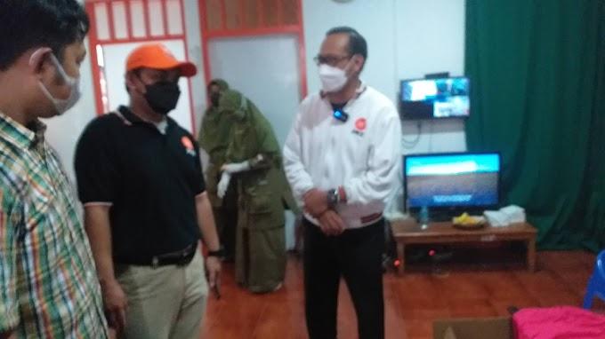 Bantu PMI, Kader PKS dan Warga Sumbang 75 Kantong Darah
