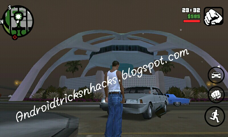 How to install GTA San Andreas on low end android device