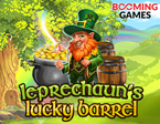 Slot Booming Games Leprechaun's Lucky Barrel