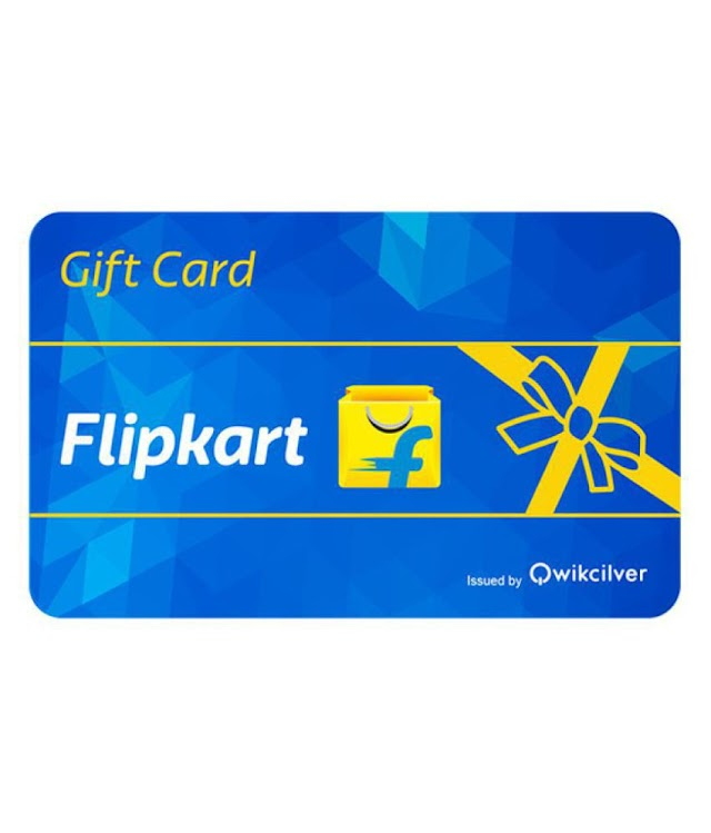 Get Flipkart Giftcard at 5% Off on Snapdeal