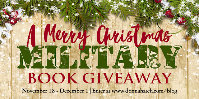 A Merry Christmas Military Book Giveaway