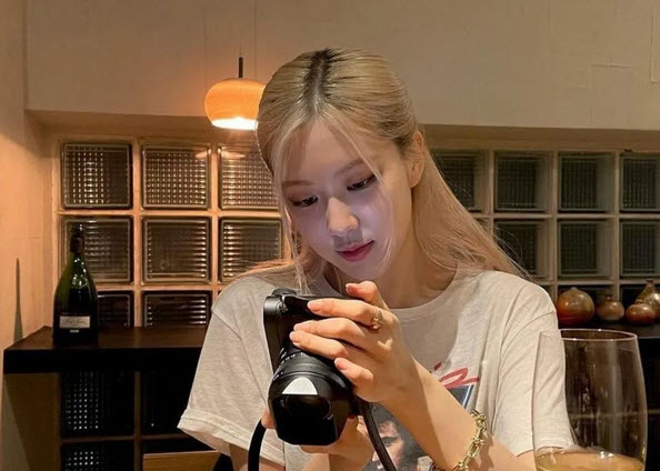 BLACKPINK's Rosé reveals she will be launching her YouTube channel