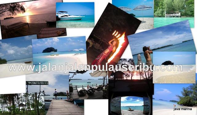 Paket Murah Wisata Pulau Macan Resort
