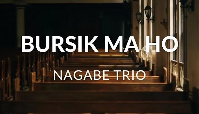 Chord Lagu Bursik Ma Ho dari D - Nagabe Trio