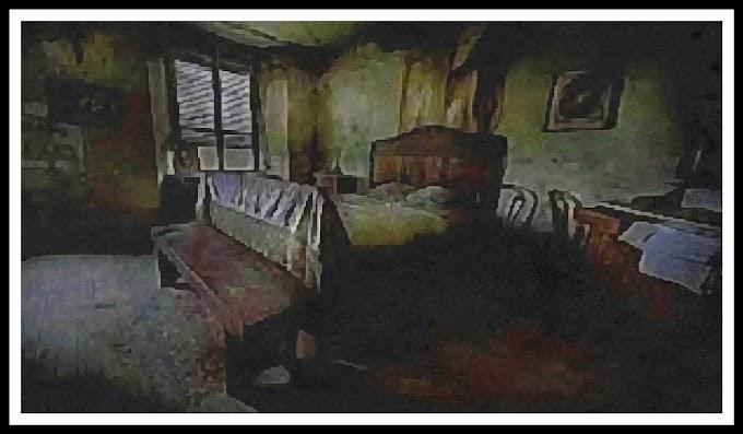Horror Stories-(Hostel Ghost)