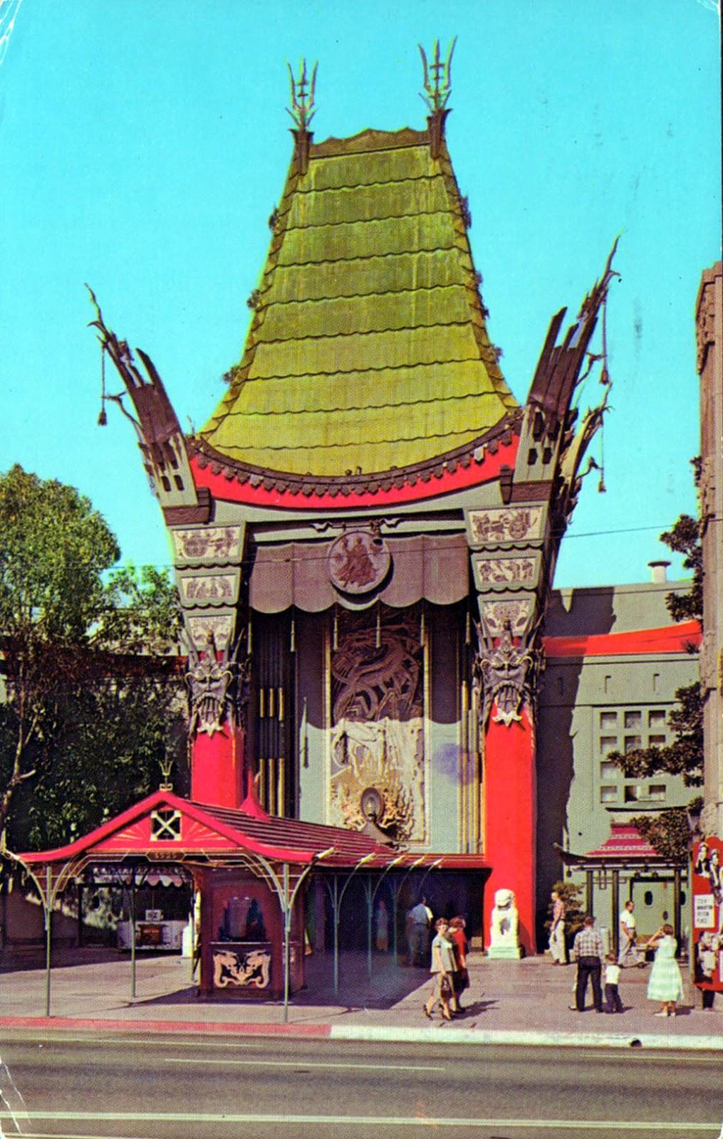 Chinese Restaurant Hollywood Blvd