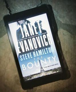 book review the bounty janet evanovich steve hamilton