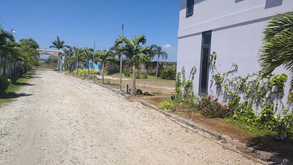 ảnh thực tế nền đất đang được bán tại dự án Happy Garden Hồ Tràm, thuộc chủ đầu tư thiên hải group