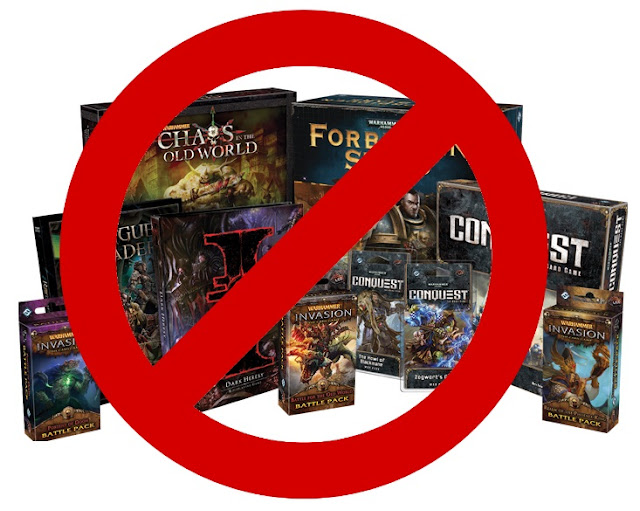 No more GW games from FFG