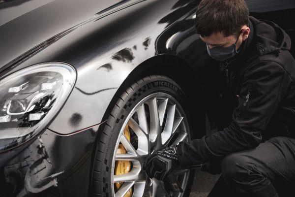 Michelin Porsche Panamera Record