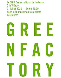 Plaine d'Artistes + Green Factory