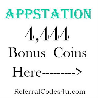 Appstation App Referral Code, Bonus Code, Refer A Friend Bonus 2020-2021