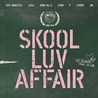 BTS - Skool Luv Affair Albümü