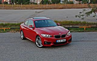 BMW 220 D M Sport Yorumları