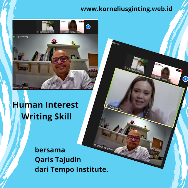 Human Skill Writing Interest