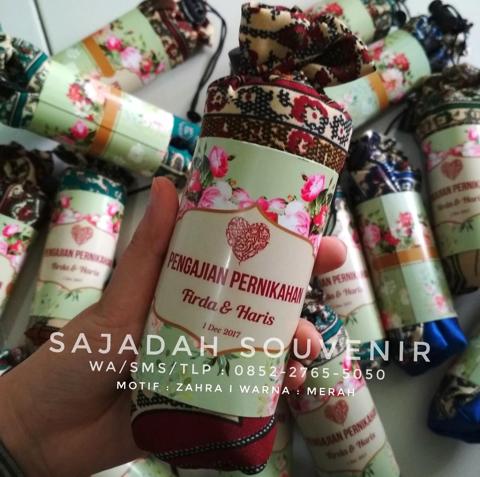 jual sajadah souvenir, souvenir sajadah, 0852-2765-5050