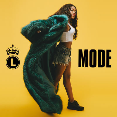 Lady Leshurr - Mode (EP) - Album Download, Itunes Cover, Official Cover, Album CD Cover Art, Tracklist