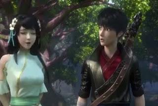 Doupo Cangqiong Episodio 9