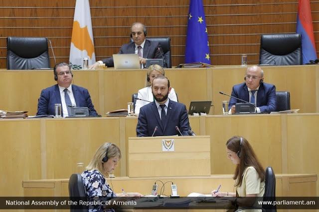 Armenia arremete contra expansionismo turco en Chipre