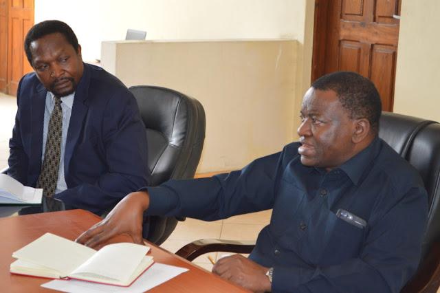 Katibu Mkuu amtambulisha rasmi mpigachapa mpya wa serikali