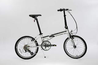 EuroMini-ZiZZO 23lb Folding Bicycle