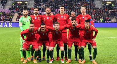 مشاهدة مباراة البرتغال واوكرانيا