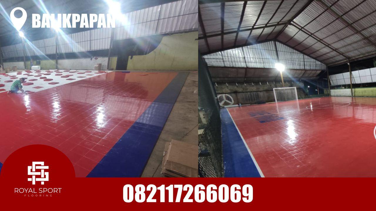 Lapangan Interlock Futsal Balikapapan