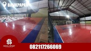 Jual Lantai Lapangan Interlock Futsal Balikpapan ORI