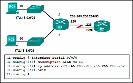 CCNA 2 v6.0 RSE Chapter 1 Exam q7