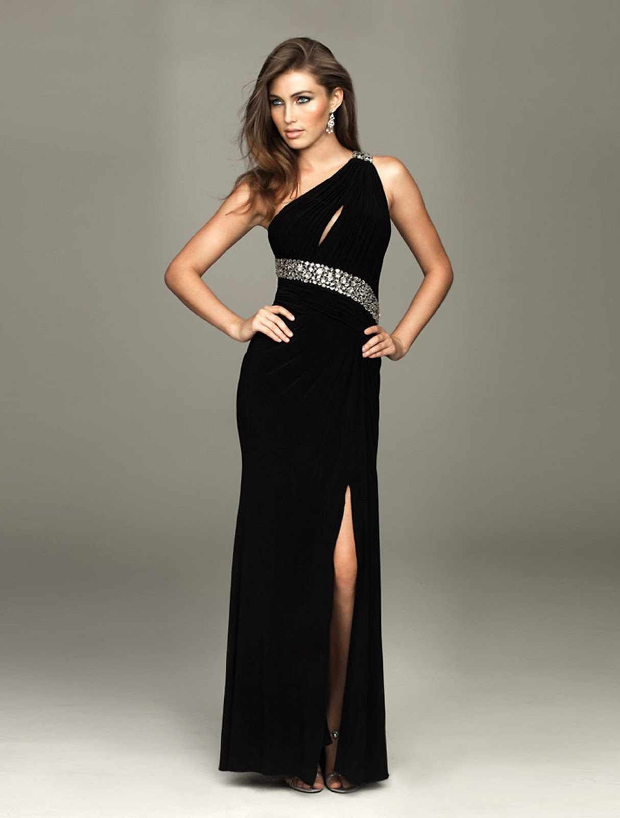 elegant black dresses
