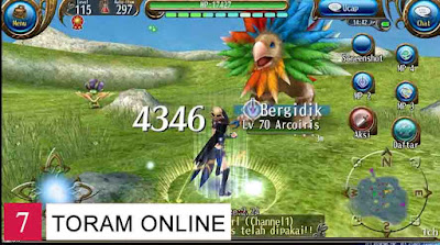 Game-MMORPG-Android-Ringan-Toram-Online