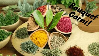 feuilles de laurier noble de la cuisine à l'artisanat | bouquet garni