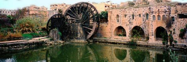 معلومات عن مدينة حماة