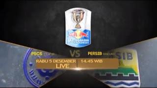 PSCS Cilacap vs Persib Bandung Disiarkan Langsung RCTI