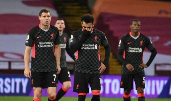 Aston Villa vs Liverpool 7–2 Highlights