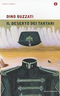 Il deserto dei Tartari Dino Buzzati Recensione