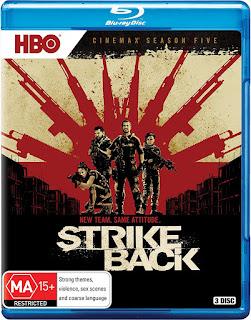 Strike Back – Temporada 5 [3xBD25] *Con Audio Latino