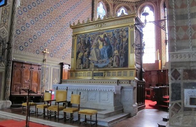 O que ver/fazer em Santa Maria dei Servi em Siena
