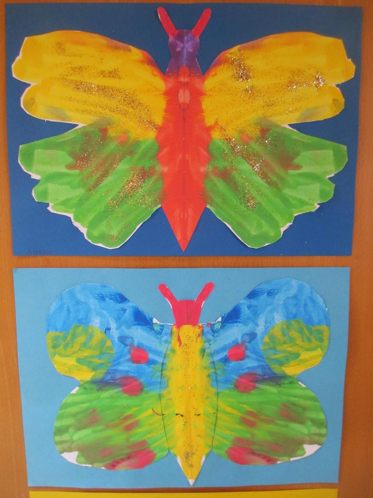 Bilder Zu Wasserfarben Malen Mit Kindern Ideen