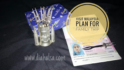 Visit Malaysia Plan for Family Trip