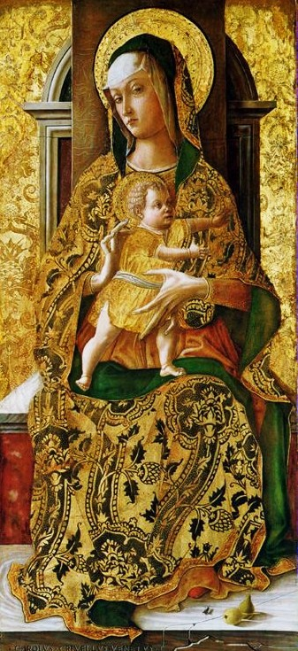 the life and art of carlo crivelli an italian painter The only dates that can with certainty be given about his life as a painter are his first appearance, already a master of his own shop carlo crivelli italian art, edited by gloria.