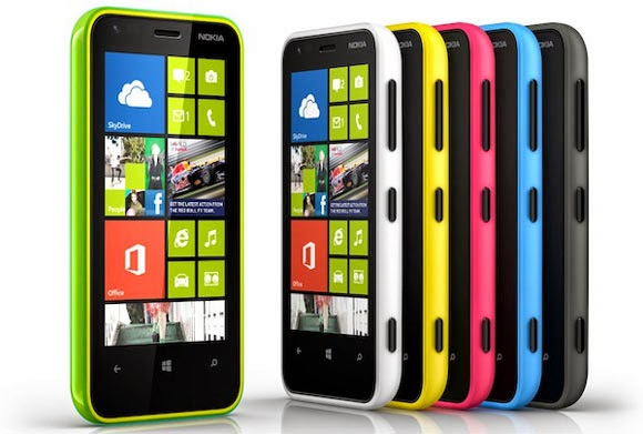 Nokia Lumia 620, Smartphone Windows Phone 8