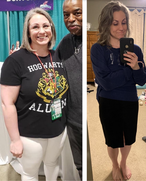 Weight loss, Getting closer and closer to my goal
